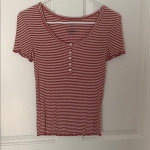 Arizona Jean Co Striped Shirt